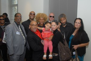 The Norman Whitfield family