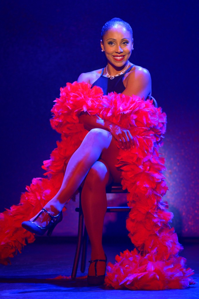 Kyra Little DaCosta dazzles in Smokey Joe's Café, at the Pasadena Playhouse thru October 13th 2013 Photo by Kevin Berne