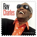 USPS Unveils Ray Charles Forever Stamp on His Birthday