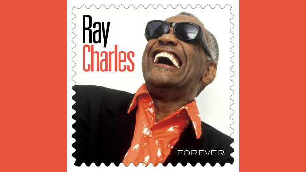 Ray Charles stamp