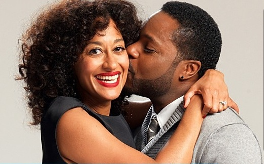 "Tracee Ellis Ross, Malcolm Jamal Warner of BET's ""Reed Between the Line"""