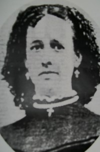 Rose Hartwick at age 16