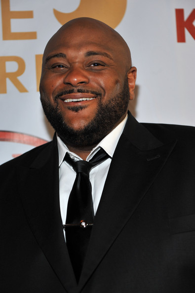 Singer Ruben Studdard is 35 today