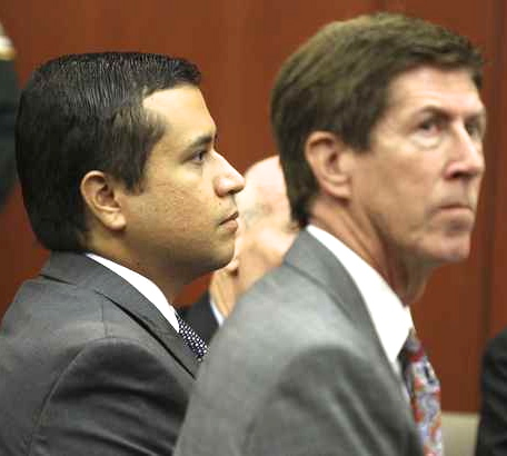 george zimmerman & mark o'mara