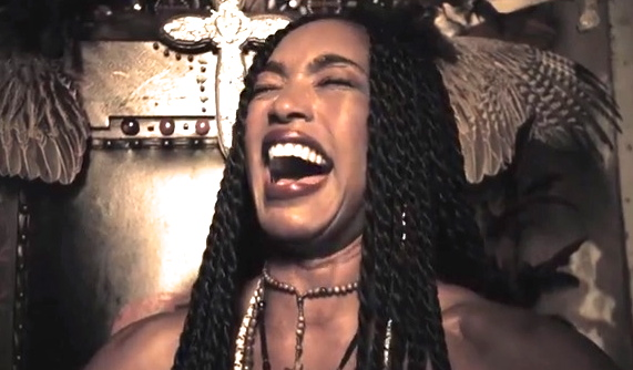 "Angela Bassett as Marie Laveau in FX's ""American Horror Story: Coven"""