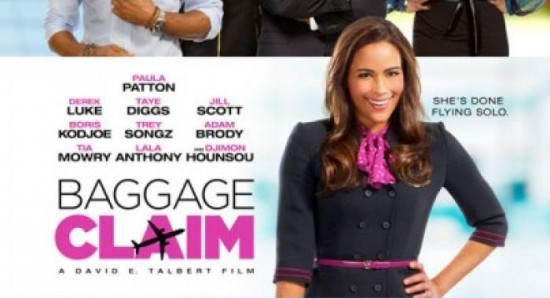 baggage claim (poster)