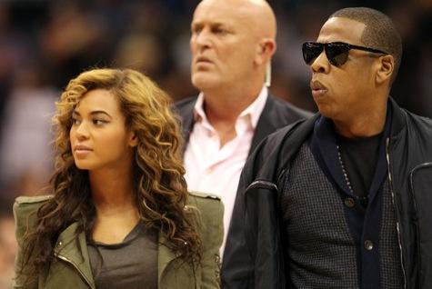 Beyonce, Norman Oosterbroek, Jay Z