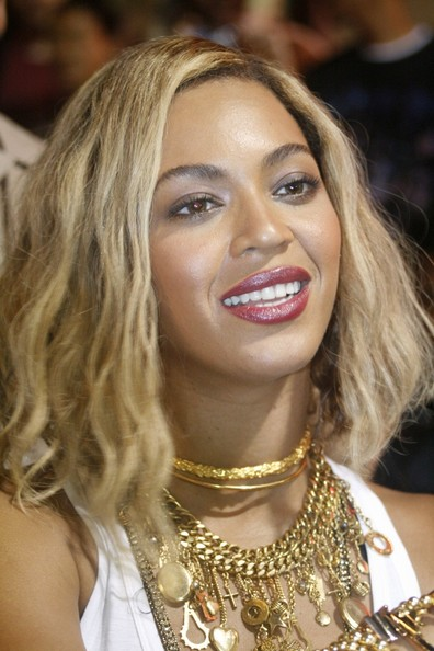 Singer Beyonce is 32 today