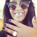Bobbi Kristina Shows Off her Engagement Ring Upgrade