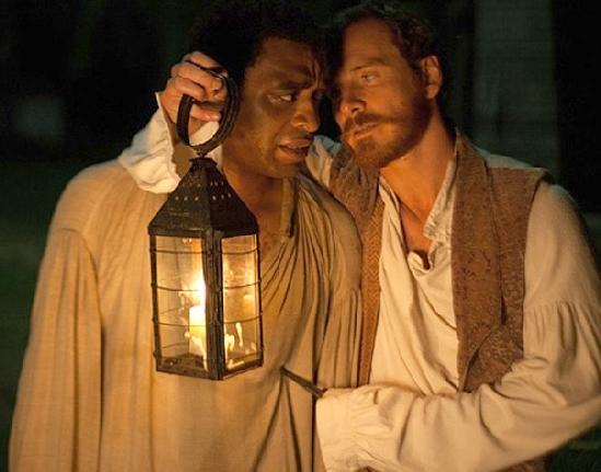 Chiwetel Ejiofor & Michael Fassbender