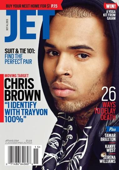 chris brown (jet cover)