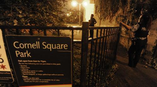 cornell sq park