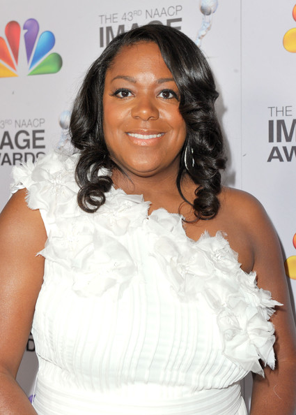 Producer D'Angela Proctor arrives at the 43rd NAACP Image Awards held at The Shrine Auditorium on February 17, 2012 in Los Angeles