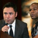 Oscar De La Hoya 'Greatly Appreciated' Floyd Mayweather's Apology (Watch)