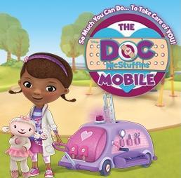 doc mcstuffins tour logo
