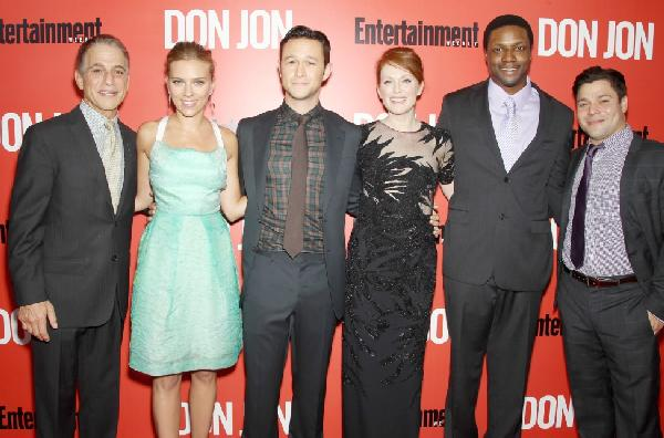 'don jon' cast