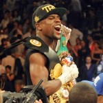 Ringside Update: Mayweather Delivers a Superb Boxing Clinic