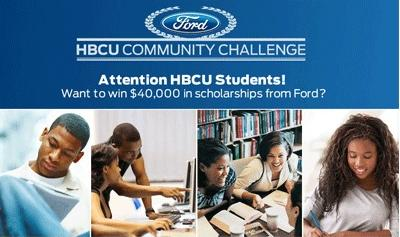 hbcu community challenge
