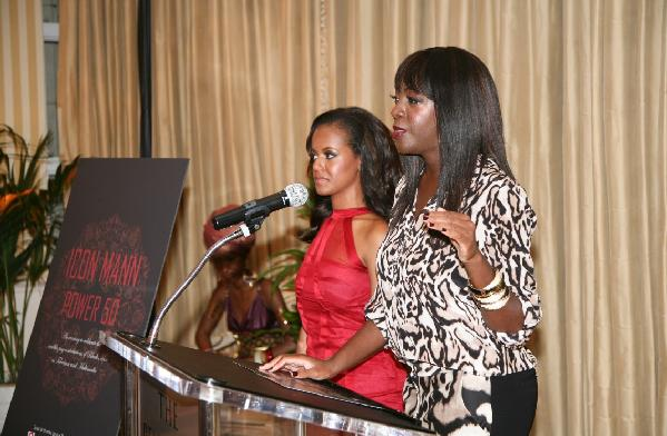 Adrienne S. Alexander, Partner, ICON MANN & Tamara N. Houston, Founder & CEO, ICON MANN