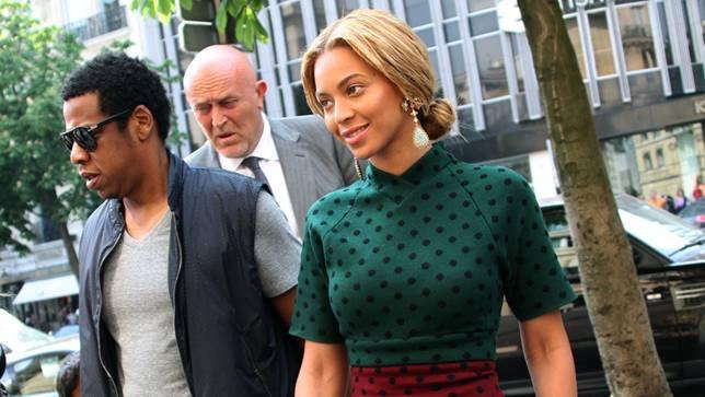 jay z, Norman Oosterbroek, Beyoncé