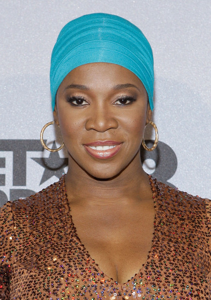 Singer India.Arie is 38 today.