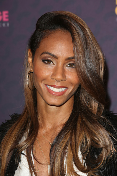 Actress Jada Pinkett Smith is 42 today