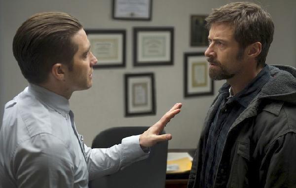 jake gyllenhaal & hugh jackman