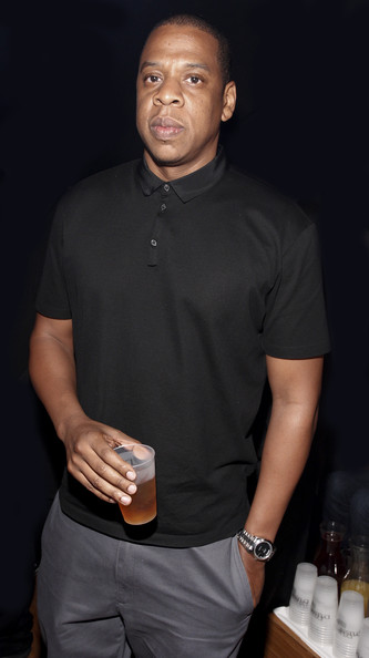 Rapper Jay Z attends the Jay Z and D'USSE Cognac Host The Official Legends of the Summer After Party at Lumen on July 22, 2013 in Chicago