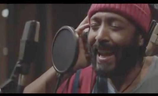 jesse l martin (as marvin gaye)