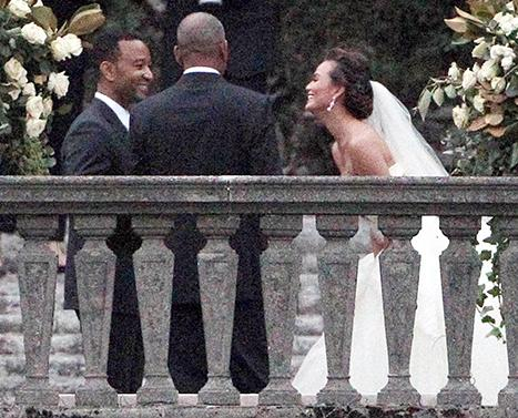 john legend & chrissy tiegen marriage