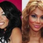 R&Beefin': K. Michelle and Tamar Twitter War Resumes