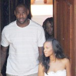 Mr. and Mrs. LeBron James Step Out for the First Time (Look!)