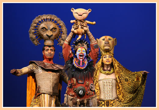 lion king (stage musical)