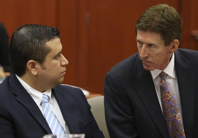 mark omara george zimmerman