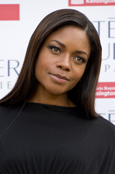 "Actress Naomie Harris (""Pirates of the Caribbean"" movies) is 37"