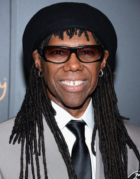 Guitarist-producer Nile Rodgers of Chic is 61 today