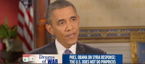obama (on syria)