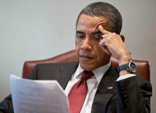 obama (reading)