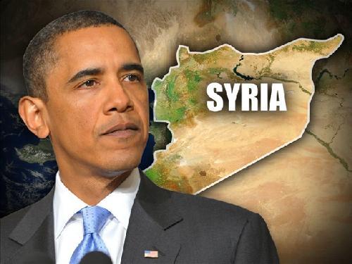 obama (syria)