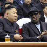 Dennis Rodman Headed Back to North Korea