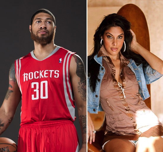 Royce White and Tania Mehra