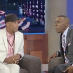 'The Arsenio Hall Show': Russell Simmons Still Explaining 'Harriet Tubman Sex Tape' Skit (Watch)