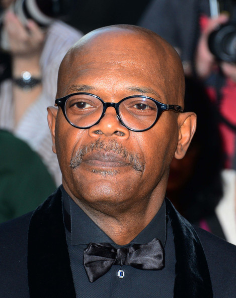 Samuel L. Jackson attends the GQ Men of the Year awards at the Royal Opera House in London. (September 3, 2013)