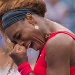 Serena Williams Rises to 'Big' Occasion, Overcomes Sloane Stephens