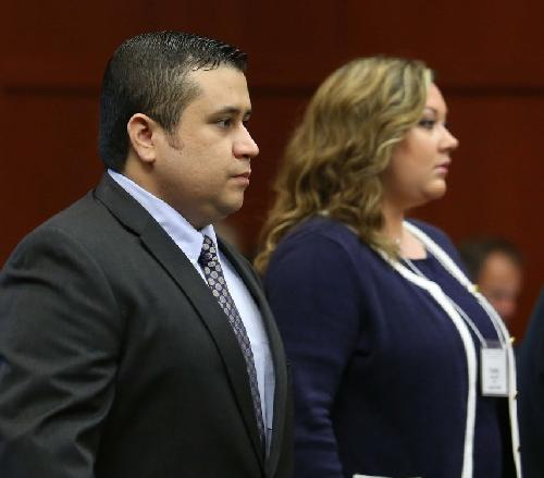 shellie & george zimmerman1