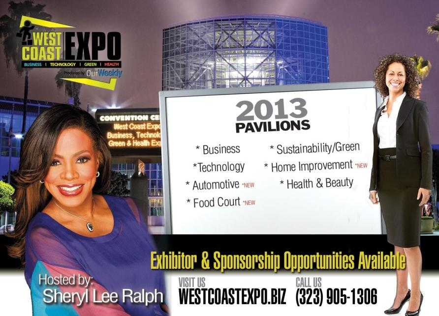 sheryl lee ralph (west coast expo)