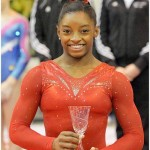 African American Gymnast Champ Simome Biles Victory Tainted by Racism