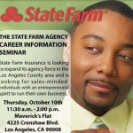 National Sales Network & State Farm Sponsor Seminar to Recruit Agents in LA