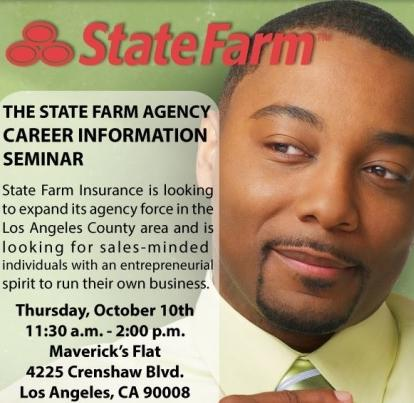 state farm flyer