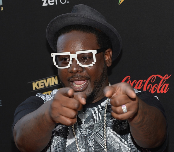 Rapper T-Pain is 29 today